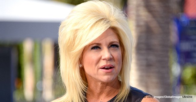 Theresa Caputo Films 'Surprise' Teasing a New 'Long Island Medium' Season with a Smiling Photo