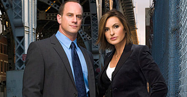 Mariska Hargitay Reunites with 'Law & Order: SVU' Ex-Star Chris Meloni in New Radiant Photo