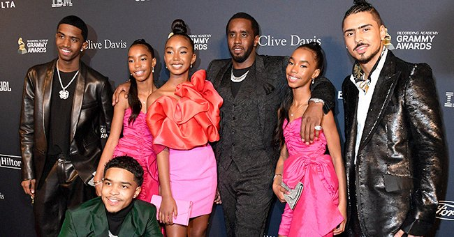 Diddy's Stepson Quincy Just Turned 30 and Receives Birthday Tributes from Dad & Siblings