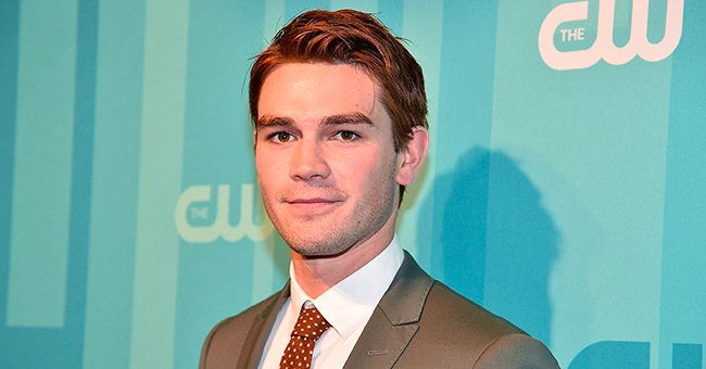 KJ Apa pictured at The CW Network's 2017 Upfront. New York City. | Photo: Getty Images