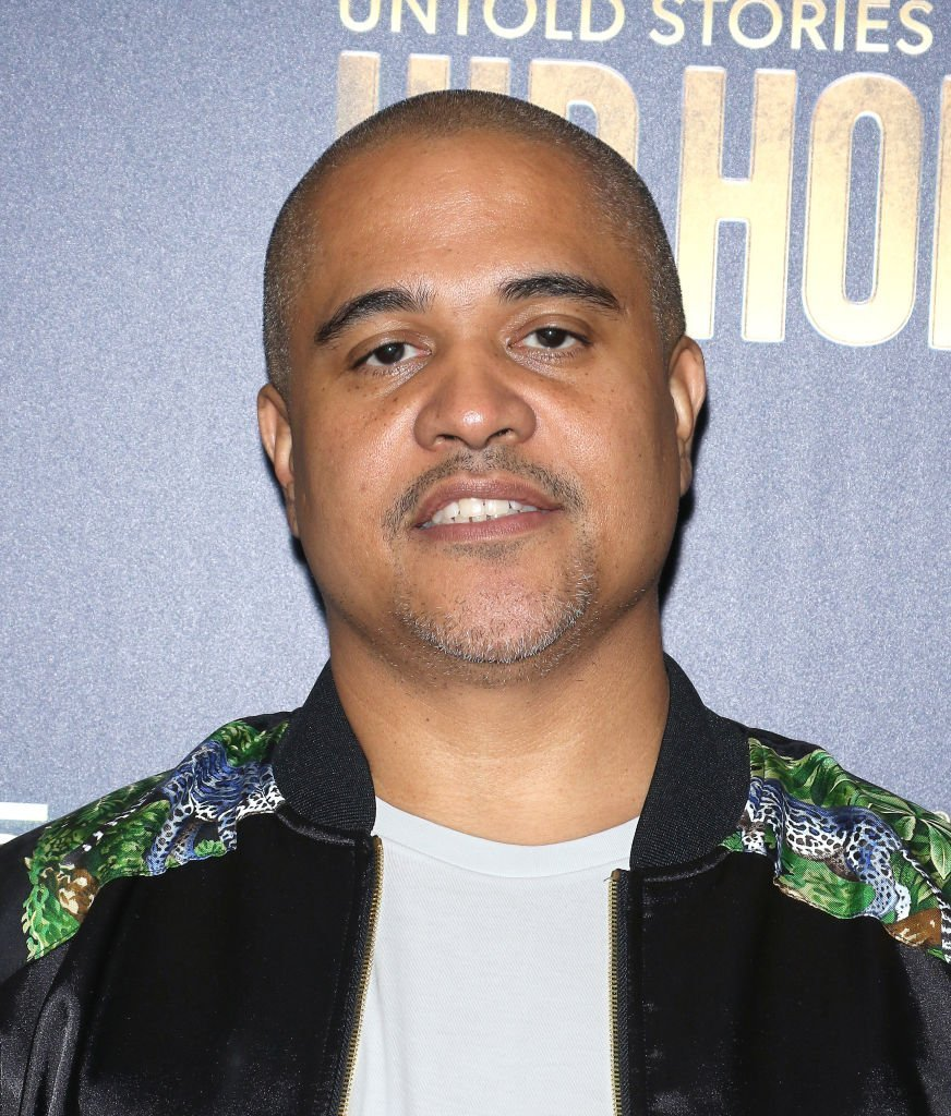 """Irv Gotti at a special event for """"Growing Up Hip Hop: New York"""" and """"Untold Stories of Hip Hop"""" in August 2019. 