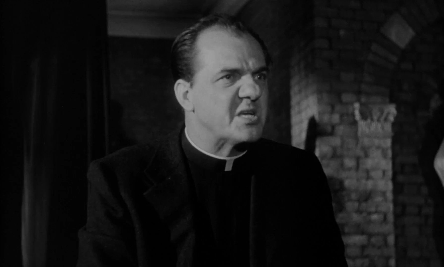 "Karl Malden from the movie ""On the Waterfront."" 