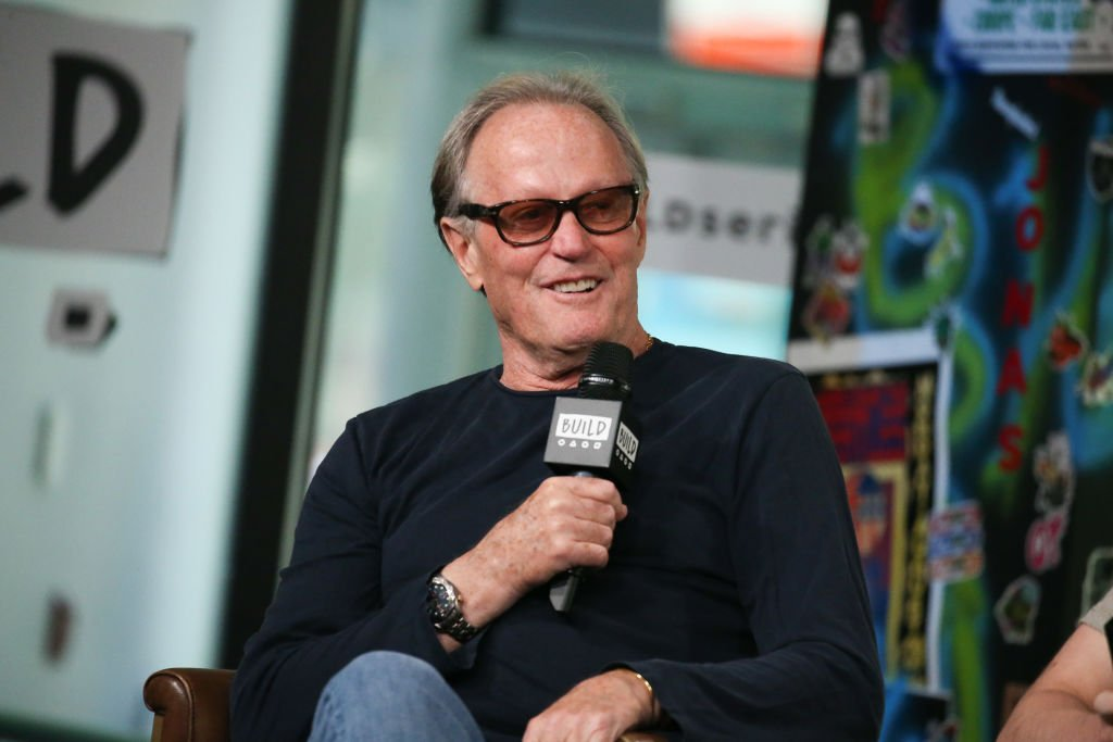 Peter Fonda attends the Build Series at Build Studio | Photo: Getty Images