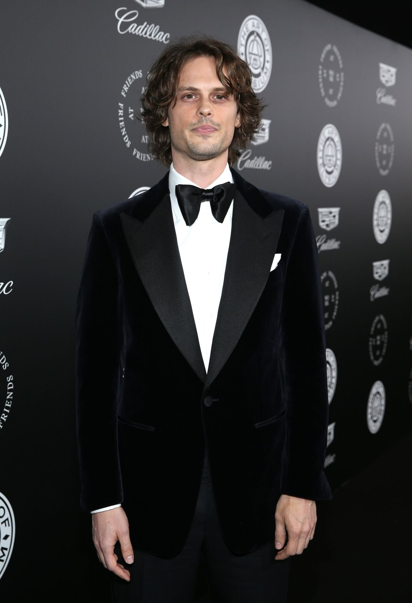 Matthew Gray Gubler attends The Art Of Elysium's 11th Annual Celebration | Source: Getty Images