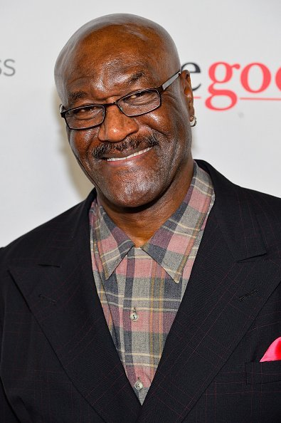 Delroy Lindo at 'The Good Fight' World Premiere in New York City. | Photo: Getty Images.