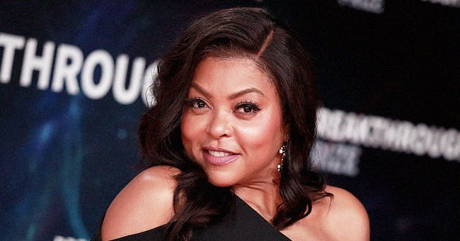 'Empire' Star Taraji P Henson Shows Her Makeup Routine Using Magnetic Lashes — See the Video