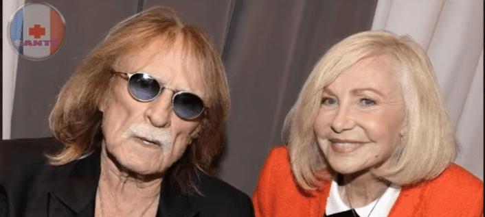 Michèle Torr et Christophe : Les anciens amants réconciliés après 50 ans. | Photo : YouTube/ SANTÉ ZEVO