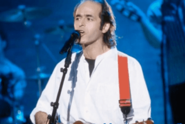 Jean Jacques Goldman sur scène. | YouTube/TODAY 24H