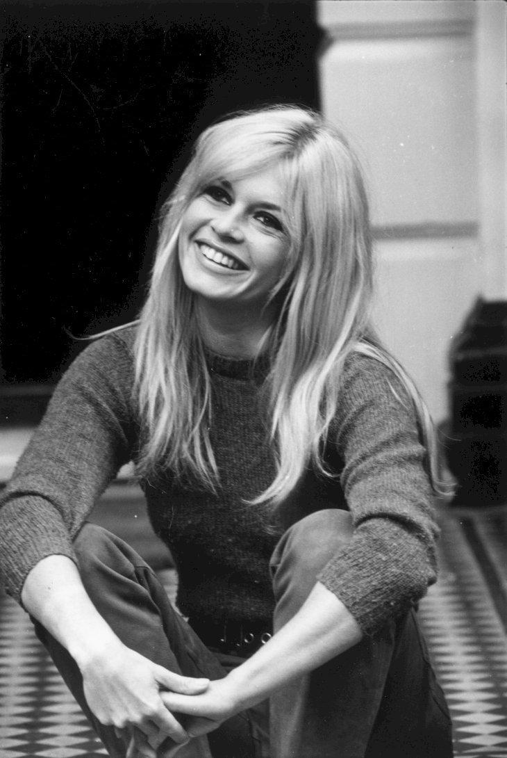 Brigitte Bardot en septembre 1966.   Photo: Getty Images
