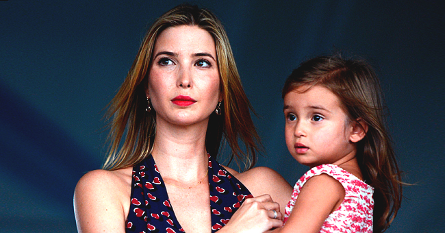 Ivanka Trump Reveals Daughter Arabella 'Hit Her Head Hard' While Playing Gaga but Is Fine Now