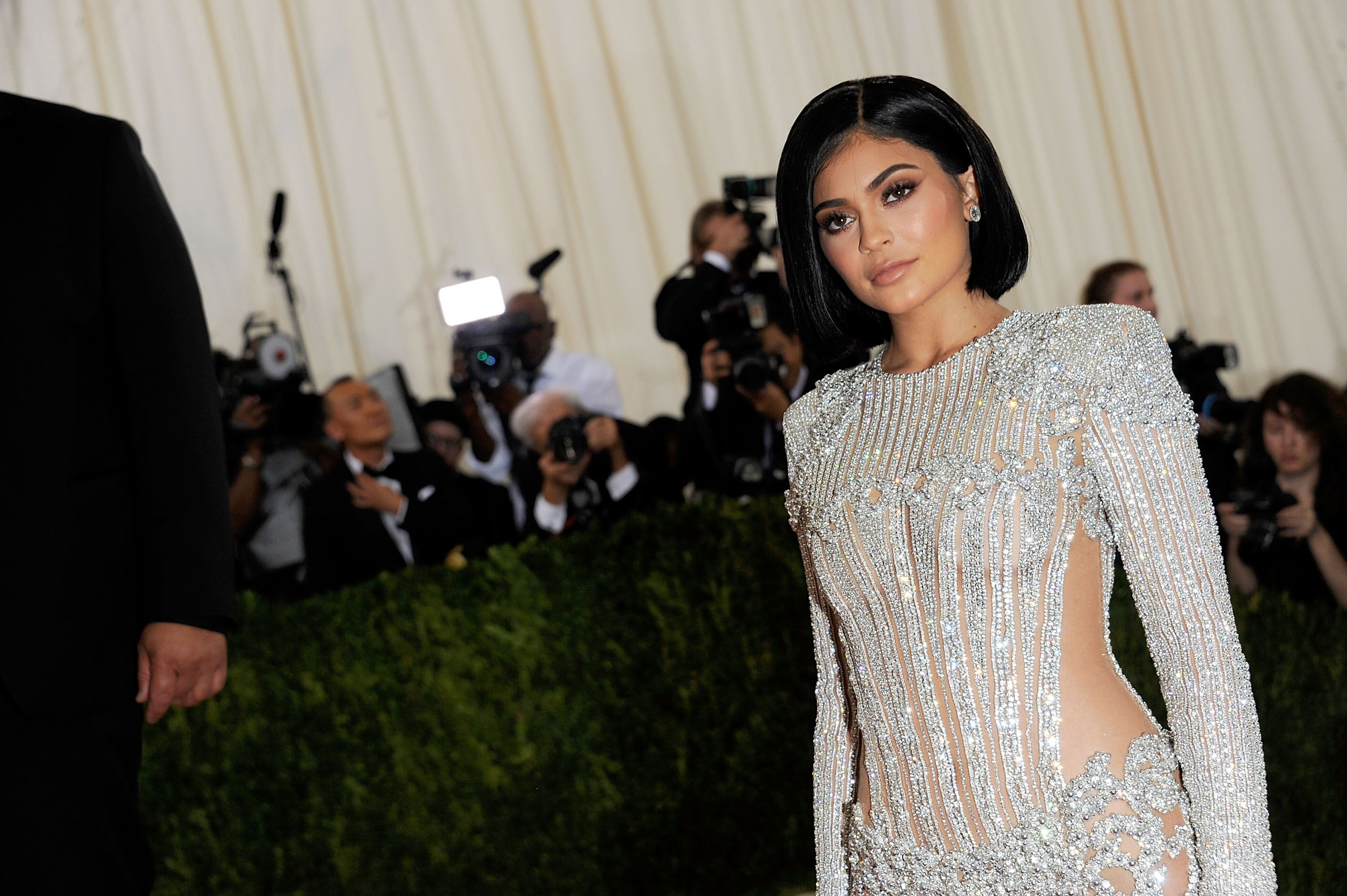 Kylie Jenner at the Costume Institute Gala | Photo: Rabbani and Solimene Photography/Getty Images