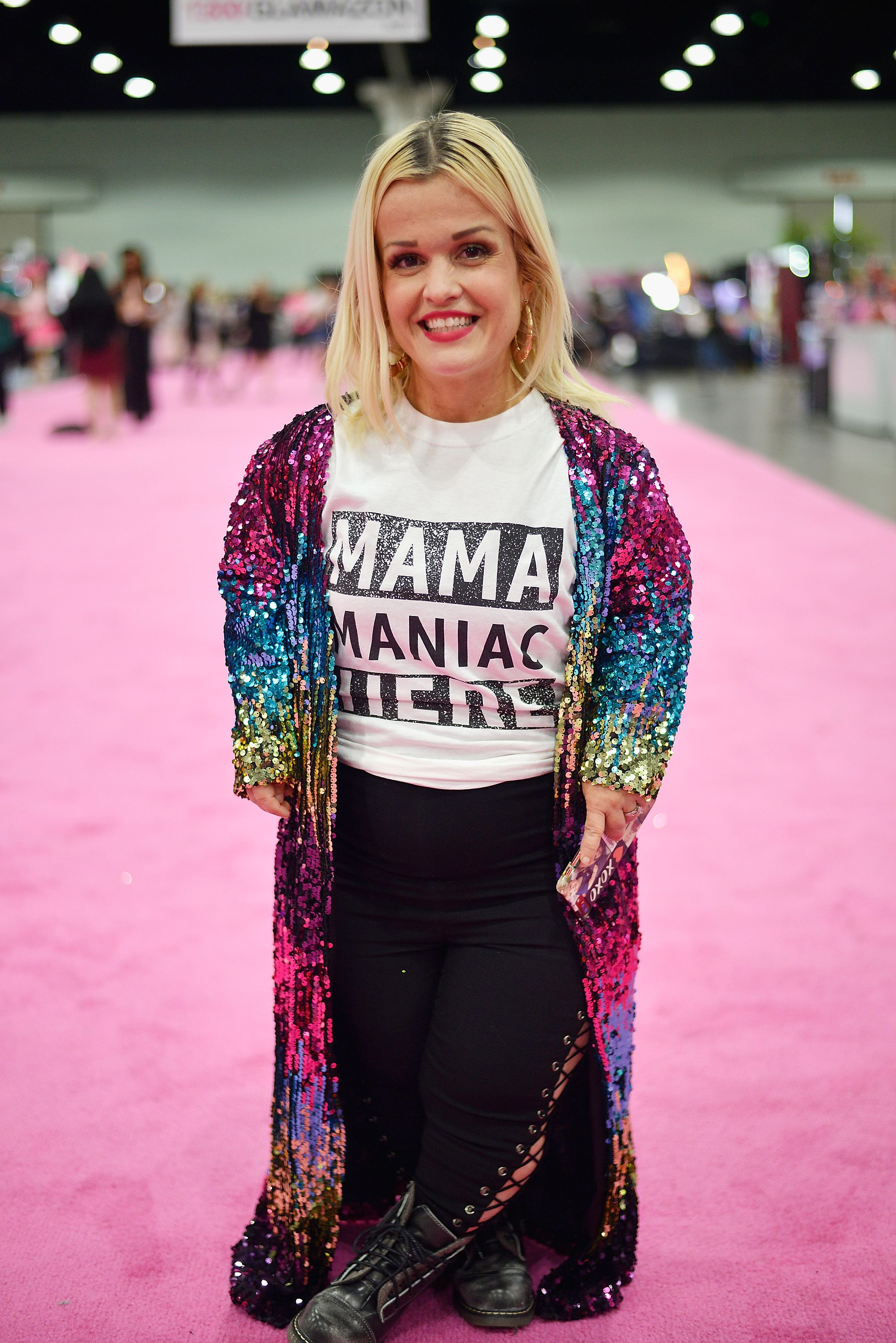 Terra Jole at 4th Annual RuPaul's DragCon at Los Angeles Convention Center on May 13, 2018. | Photo: Getty Images