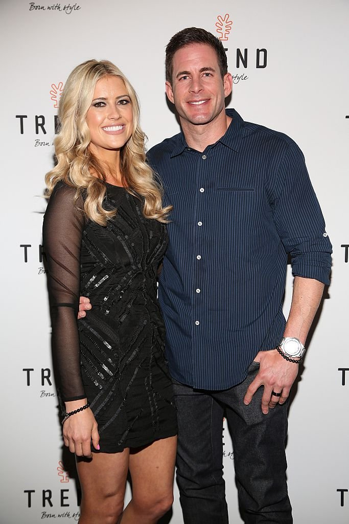 Christina El Moussa and Tarek El Moussa are new North American brand ambassadors | Getty Images