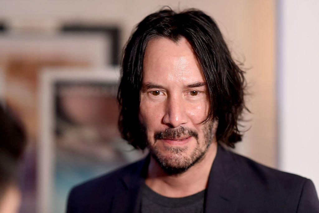 Keanu Reeves at The Metrograph on July 11, 2018 in New York City | Source: Getty Images