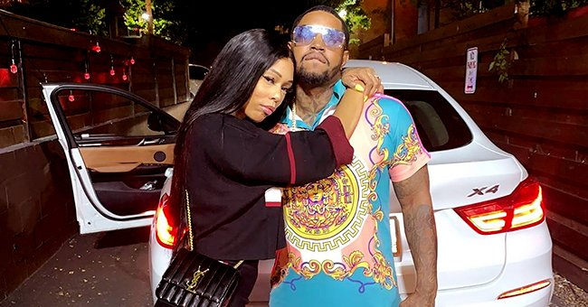 Lil Scrappy's Wife Bambi Bares Belly in Yellow Suit as They Reveal Baby Number 2 Is on the Way