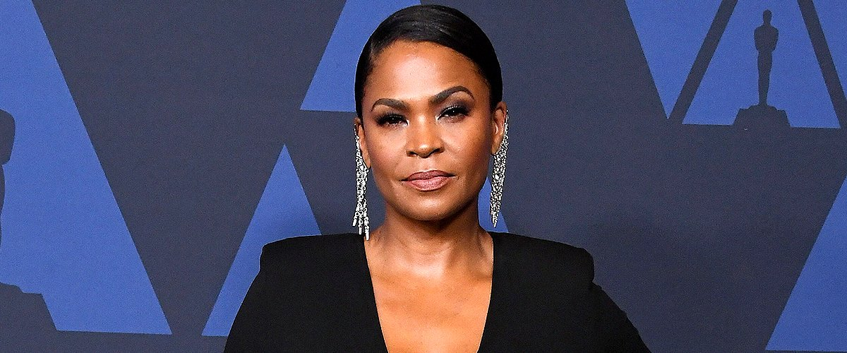 Nia Long Is a Doting Mother of Two Beautiful Sons Who Look a Lot like Her