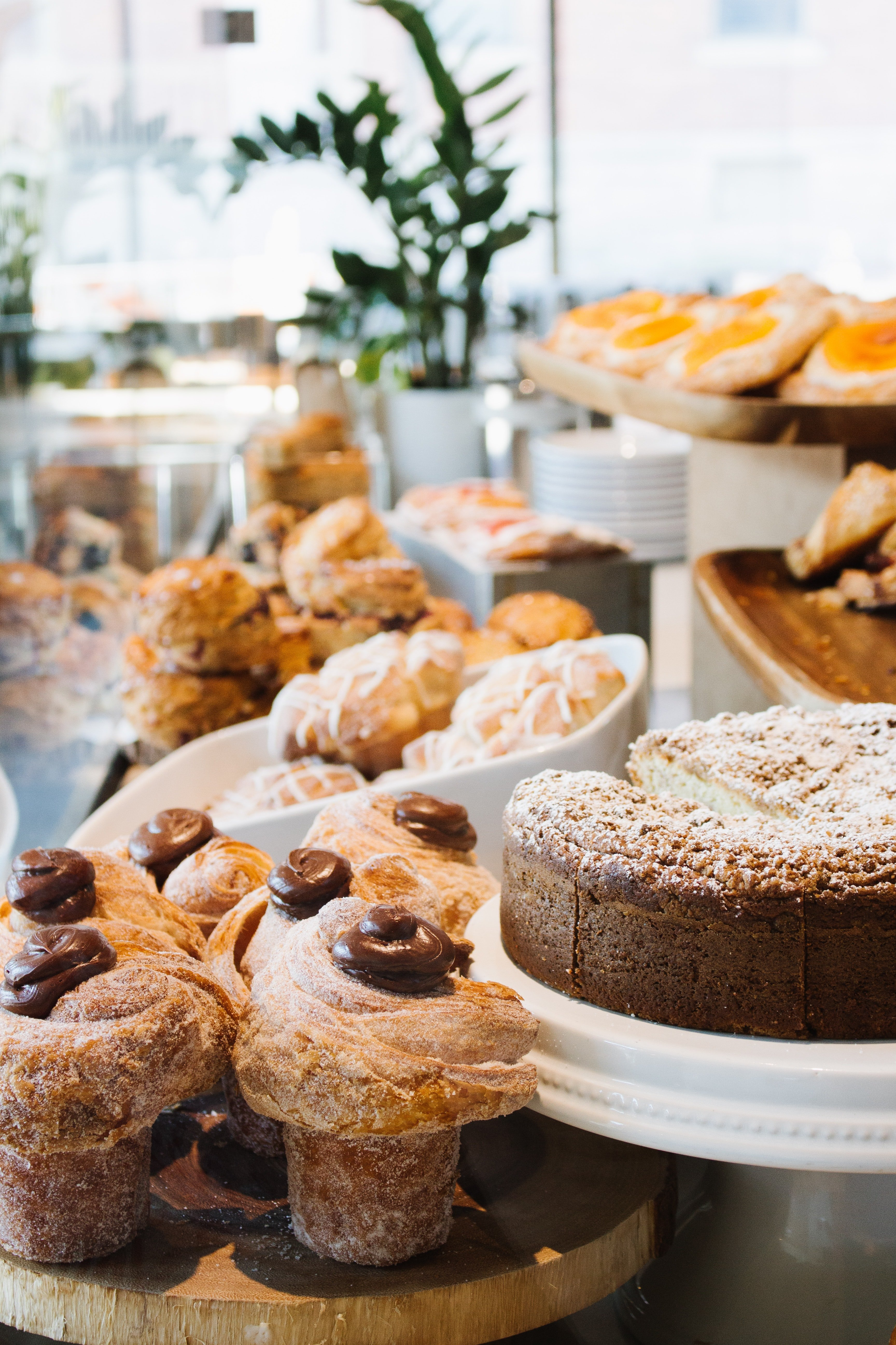 Edith started her pastry buisness | Photo: Unsplash