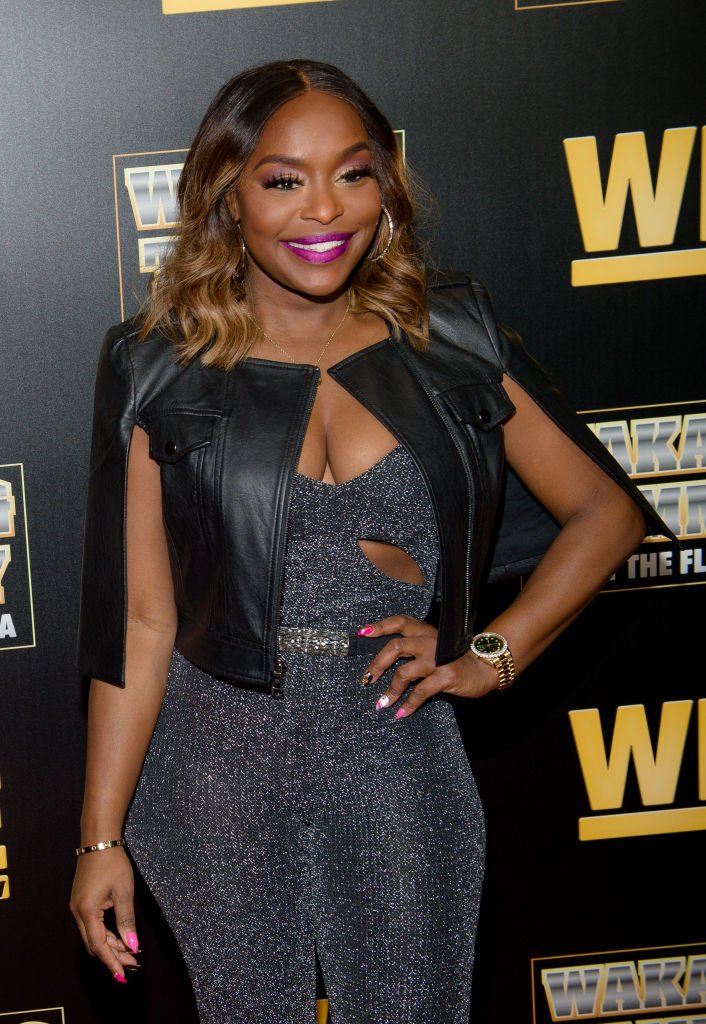 """Quad Webb attends the WE TV """"Waka & Tammy: What The Flocka"""" premiere event at Republic Lounge on March 10, 2020 