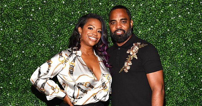 RHOA's Todd Tucker Shared a Video of Daughter Blaze Falling down as She Attempted to Walk