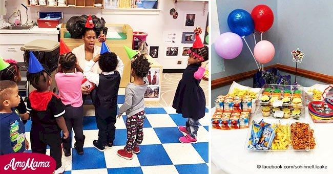 Histoire inspirante de la femme qui organise des anniversaires spéciaux pour les enfants sans abri