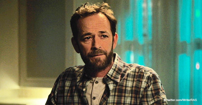 Late Luke Perry Appears in 'Riverdale' One Last Time