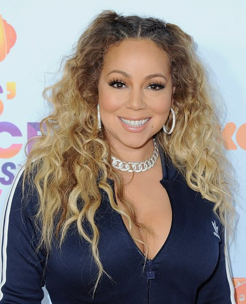 Mariah Carey at USC Galen Center on March 11, 2017 in Los Angeles, California. | Photo: Getty Images