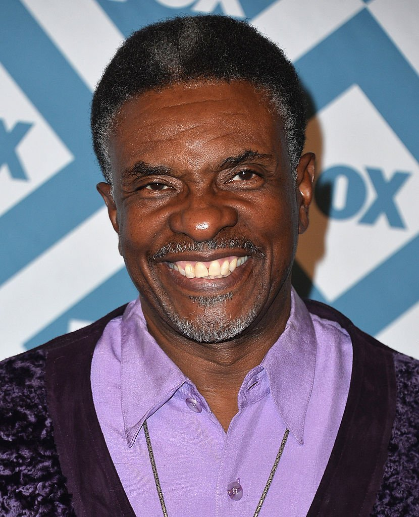 Keith David arrives to the 2014 Fox All-Star Party at the Langham Hotel | Getty Images