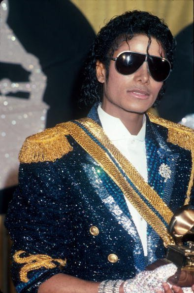 Michael Jackson at the Grammy Awards | Photo: Getty Images