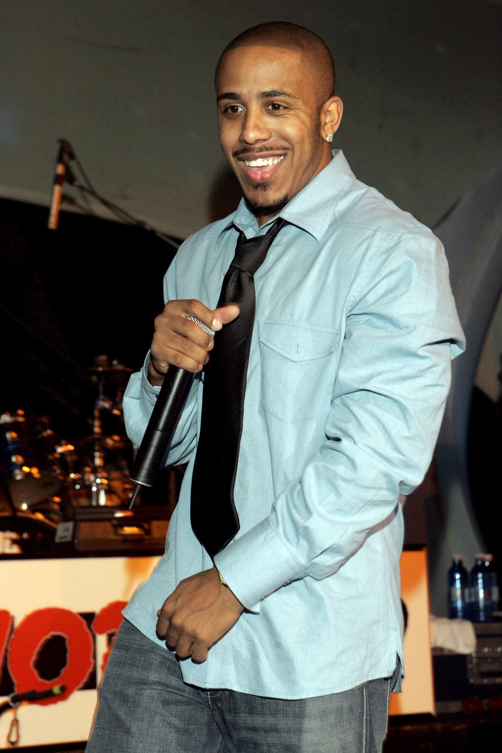 Marques Houston at Hot 107.9 Atlanta Ladies Night Out in Georgia. | Photo: Getty Images
