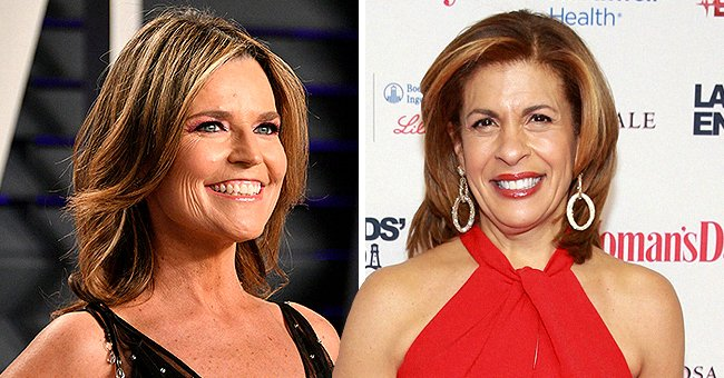 Savannah Guthrie Says 'Today' Cohost Hoda Kotb Is Taking Several Days off Because She Has the Flu