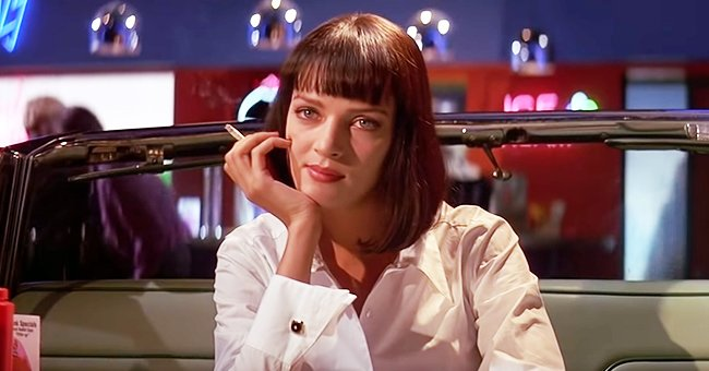Uma Thruman and Cast of 'Pulp Fiction' 25 Years after the Iconic Movie Was Released