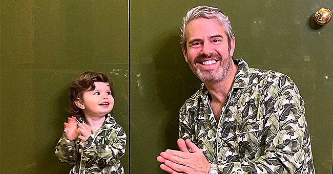 Andy Cohen Spends Much More Time with Son Ben Amid Quarantine and He Is Loving It