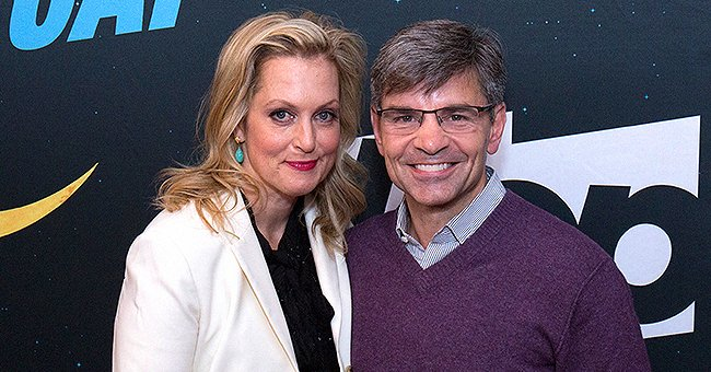 George Stephanopoulos of GMA Says He Has COVID-19 2 Weeks after Wife Ali Wentworth's Diagnosis