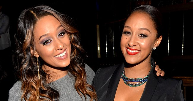 'Sister, Sister' Star Tia Mowry Recalls Matching Hairstyles with Twin Tamera in Throwback Pic