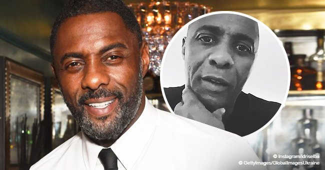 Idris Elba sparks mixed emotions after debuting new hairless look on Instagram