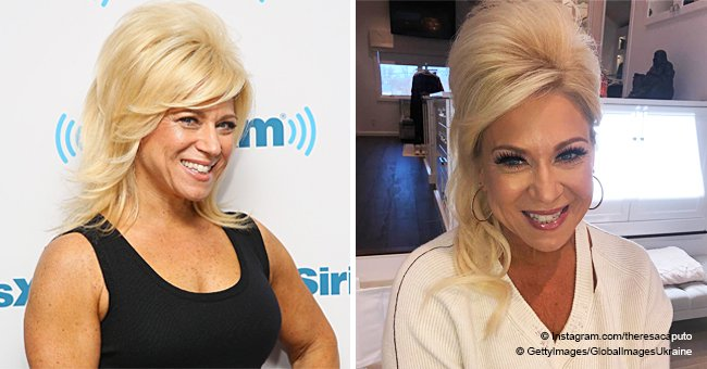 Theresa Caputo Is All Smiles in a Radiant Photo as She Announces New 'Long Island Medium' Season