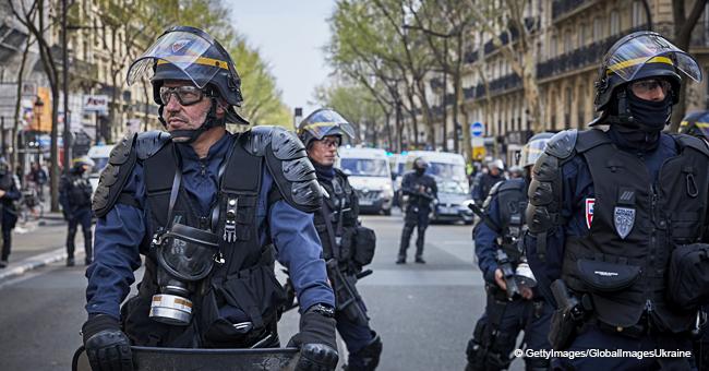 Un policier parle du nouveau déguisement qui l'a aidé à arrêter des Gilets Jaunes à Montpellier