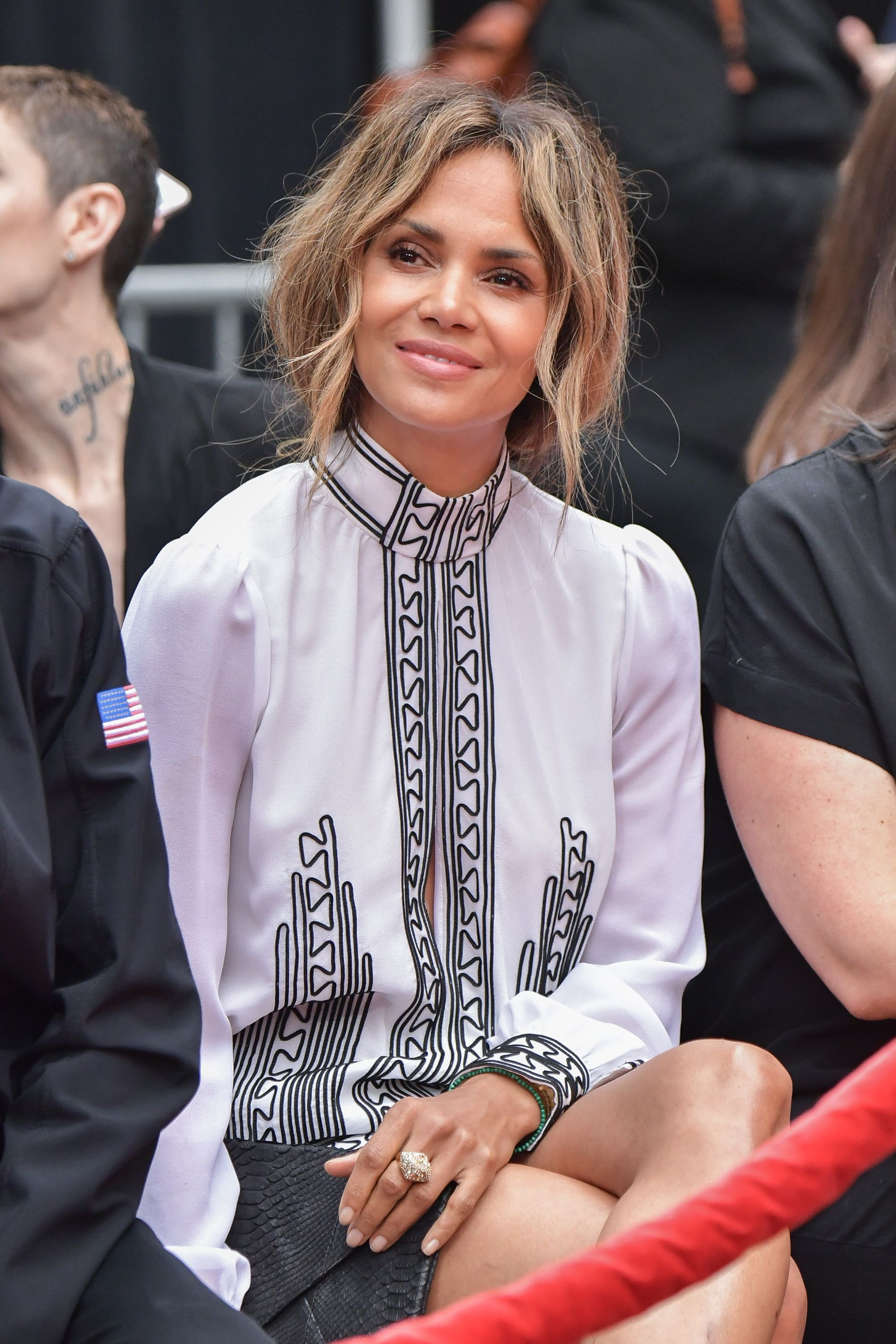 Halle Berry at TCL Chinese Theatre IMAX on May 14, 2019 in Hollywood, California. │Photo: Getty Images
