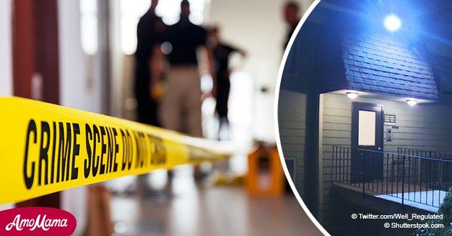 Niño de 4 años halló pistola cargada bajo el colchón y le disparó a la madre embarazada en la cara