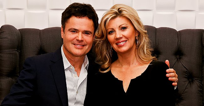 Donny Osmond Pens Heartwarming Post & Says He Is the Most Thankful for His Wife Debbie