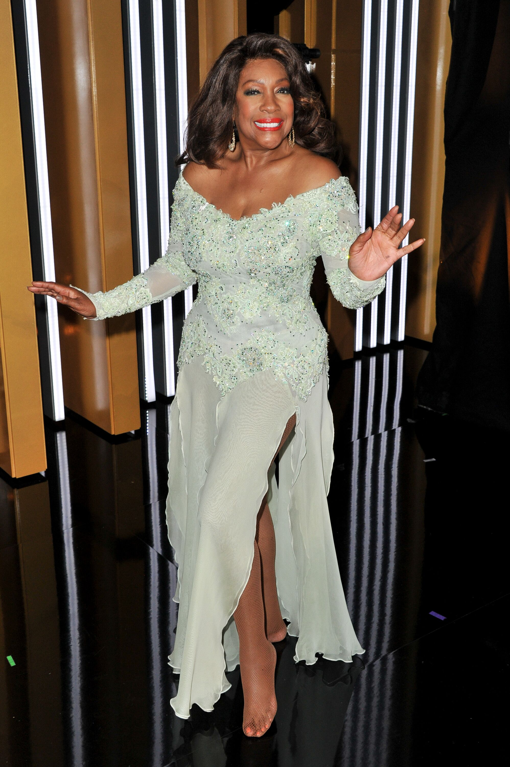 """Mary Wilson on """"Dancing With The Stars""""/ Source: Getty Images"""
