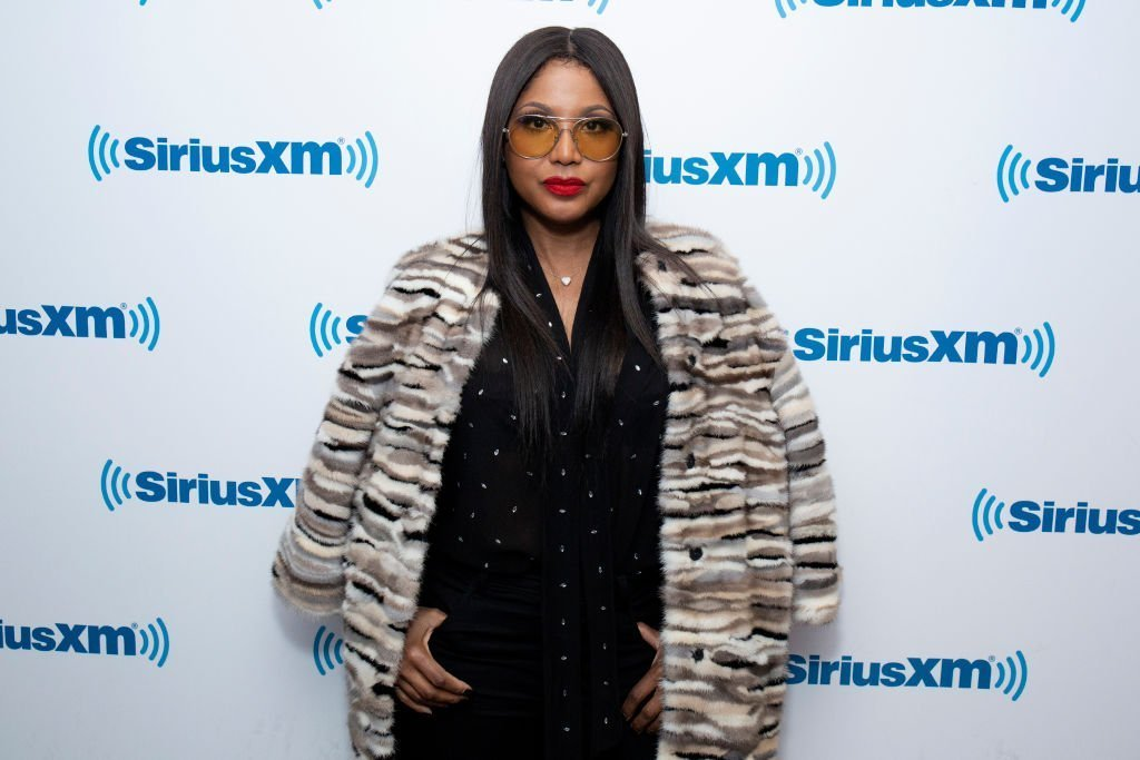 Toni Braxton visits SiriusXM Studios in New York City | Photo: Getty Images