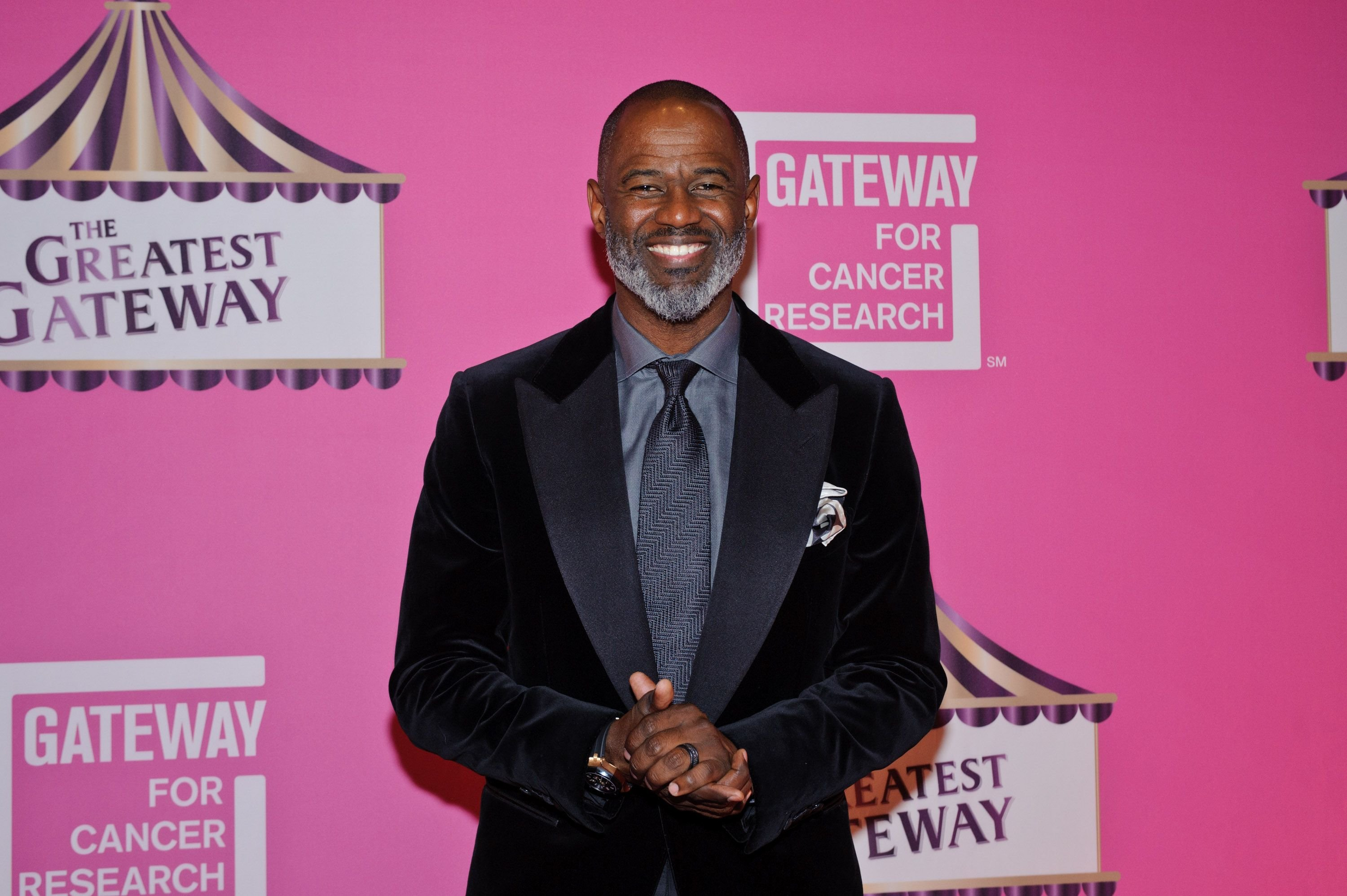 Brian McKnight at the 2018 Gateway For Cancer Research's The Greatest Gateway Gala at Sheraton Grand Chicago on October 20, 2018 | Photo: Getty Images