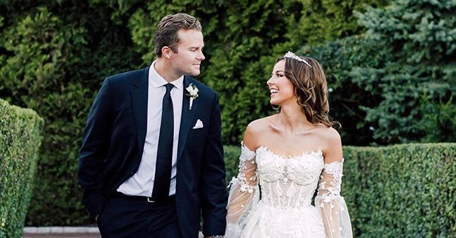 See the Romantic Photos as Kathie Lee and Frank Gifford's Son Cody Marries Actress Erika Brown