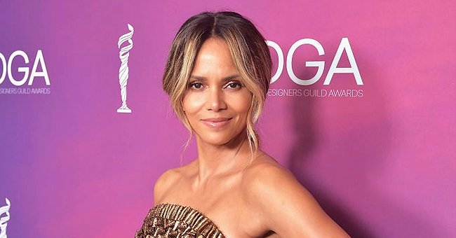 Halle Berry Shares 1st Photo with Her Boyfriend Van Hunt in Matching Masks — See Fan Reactions