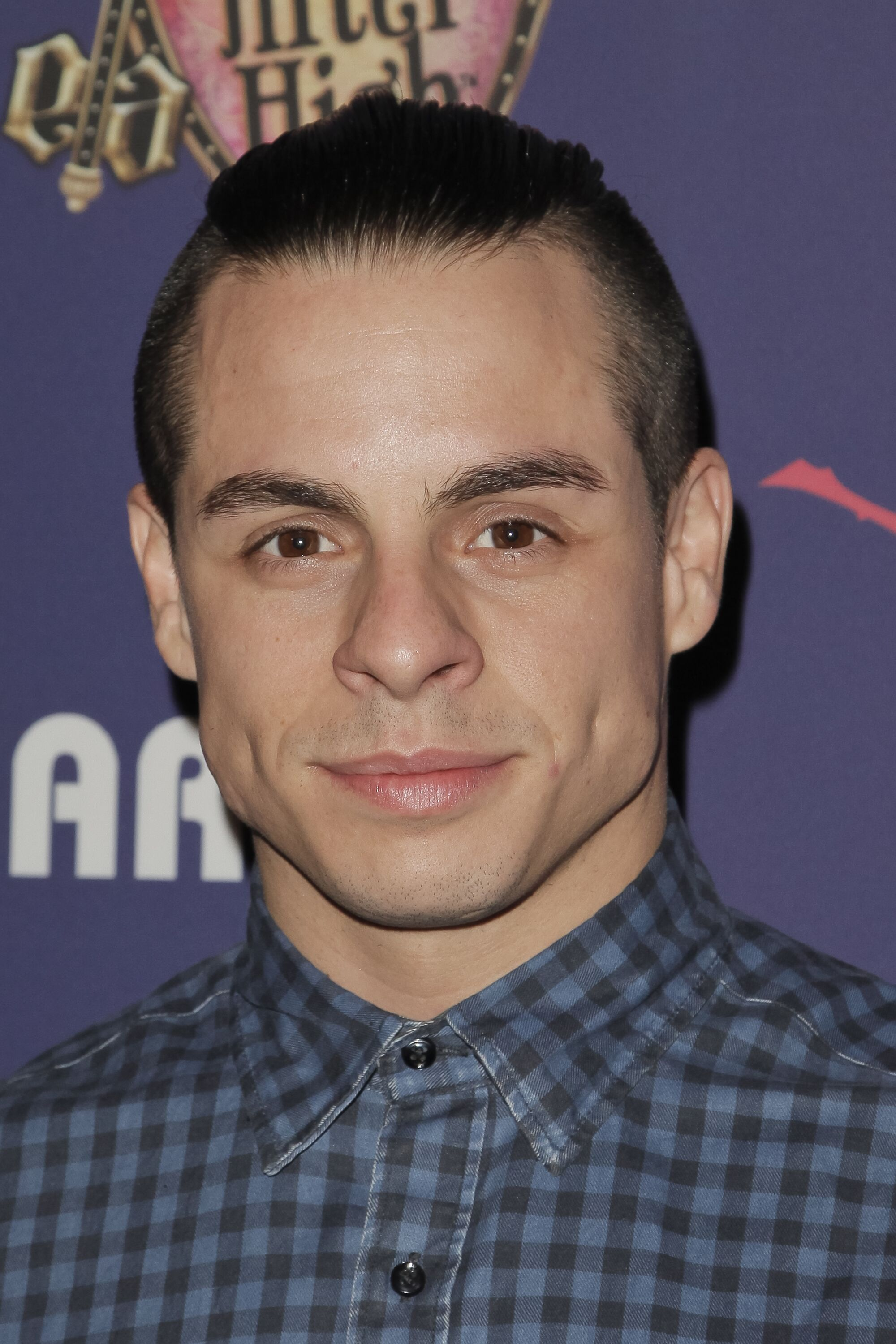 Dancer and choreographer Casper Smart at the at Dreamworks Animation's 'Home' Premiere in 2015 | Source: Getty Images