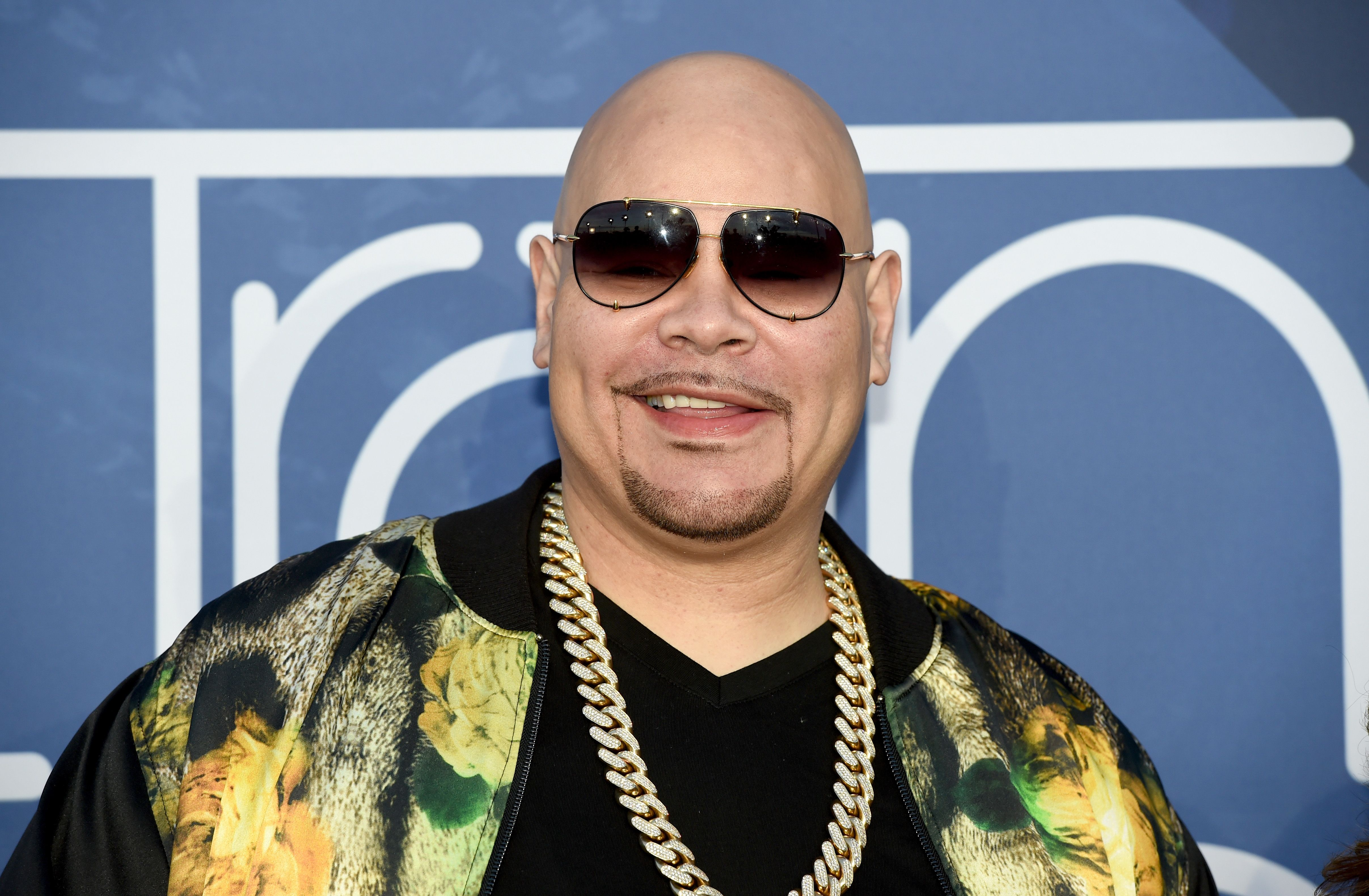 Rapper Fat Joe at the 2016 Soul Train Music Awards at the Orleans Arena on November 6, 2016 | Photo: Getty Images