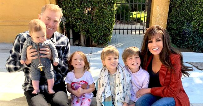 Marie Osmond Is a Proud Grandma –  See Some of the Cutest Photos of Her Grandkids