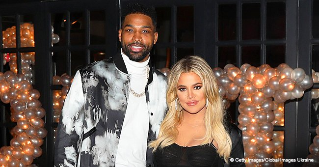 Khloé K. shares cryptic posts after Tristan Thompson got 'flirty' with women on Valentine's Day