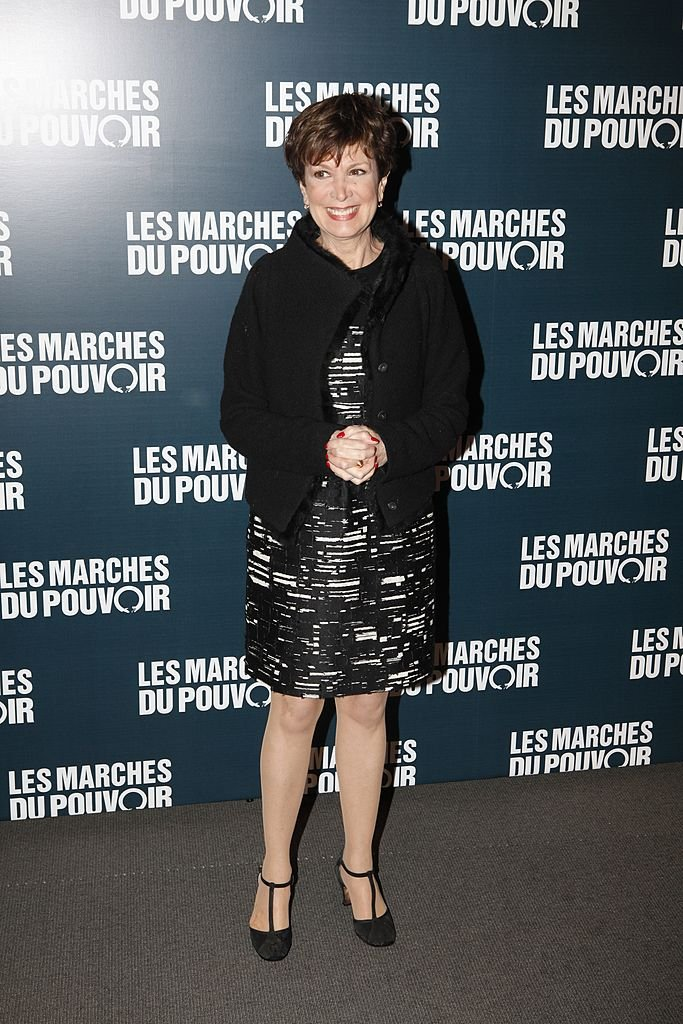 Catherine Laborde   photo : Getty Images